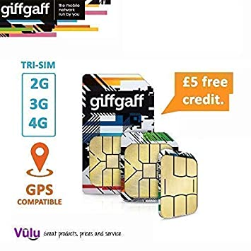 2G 3G 4G GPS DATA TRI-SIM CARD Compatible with ALL GPS Devices (CAR WATCH  KIDS BIKE PET BOAT TRACKER + MORE!!)