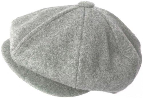 Made in USA 8/4 Apple Jack Cap 100% Wool Newsboy Hat Gatsby Cabbie