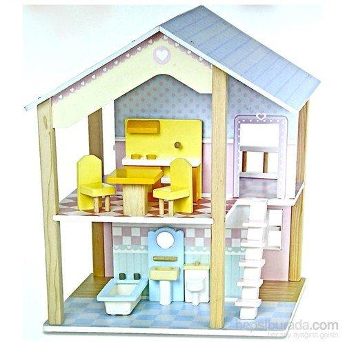 Serra Baby Educational Wooden Baby Bath House - 360 degree swivel by Serra Baby