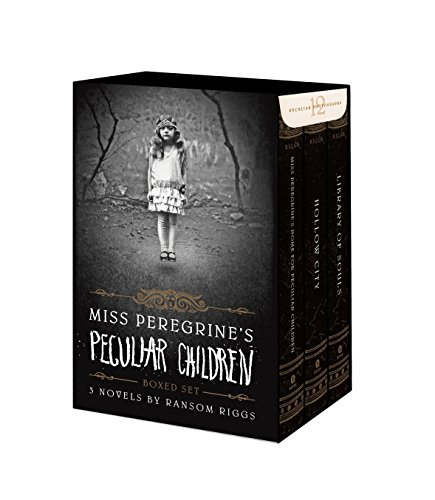 Miss Peregrine's Peculiar Children Boxed Set -