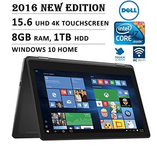 Inspiron i7568 Performance Touchscreen Convertible