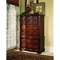American Drew Cherry Grove 8 Drawer Chest in Antique Cherry