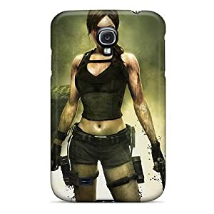 Defender Case With Nice Appearance (tomb Raider) For Galaxy S4