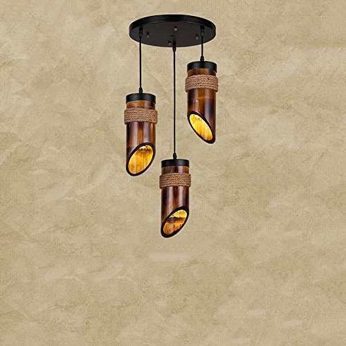 Asian Style Pendant Lighting Fixtures in US - 6