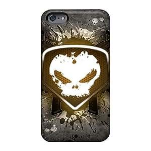 Bumper Hard Cell-phone Cases For Iphone 6 (MrR395IRhT) Custom Lifelike Avenged Sevenfold Band A7X Image