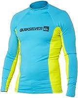 Quiksilver Men's Prime Long Sleeve Surf Shirt