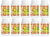 Garcinia Cambogia 1300, 60 Veggie Capsules, 60% HCA Extract
