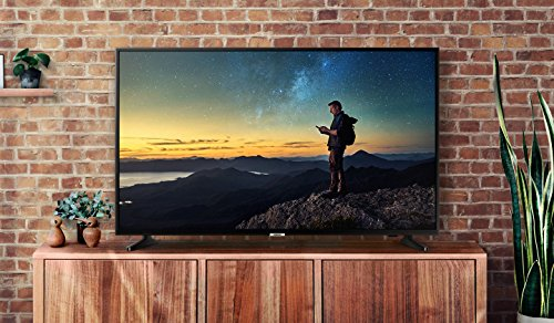 "Samsung 50"" 4K Smart LED TV, 2018 Model"