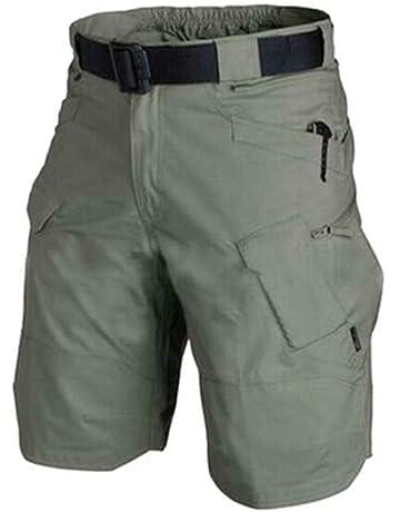 ee46917cb0 Feeilty Pantalones Cortos Cargo De Los Hombres
