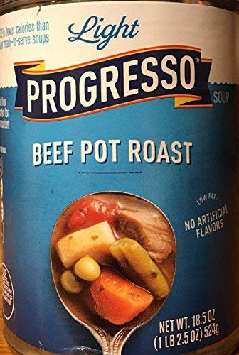 (Progresso Light Soup Beef Pot Roast 18.5oz Can (Pack of 2))