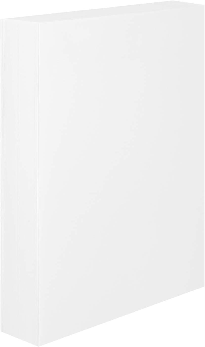 Amazon Basics Photo Paper, Glossy, 5 x 7 Inch, Pack of 100 Sheets, 200g/m²