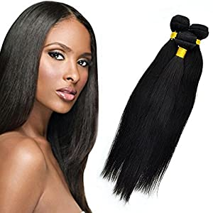 Feelontop Wholesale 8″ to 30″ Hair Products Brazilian Hair Straight Hair Extension 10pcs/lot (WH-001-30inch)