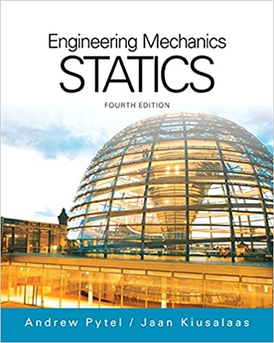 Engineering mechanics statics activate learning with these new engineering mechanics statics activate learning with these new titles from engineering 4th edition by andrew pytel fandeluxe Image collections