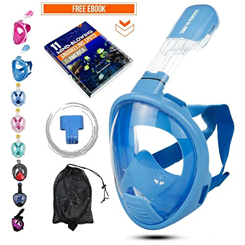 Trax Tracks Snorkel Dive Snorkeling This Attachment