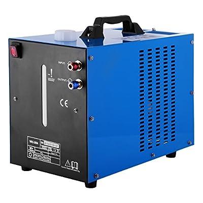 VEVOR Tig Welder 350A 110V Water Welder Torch Powerful Cooler Welding Machine 10 Liter Capacity