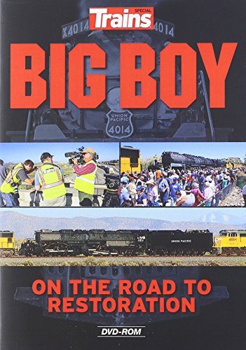 Big Boy: On the Road to Restoration (Models Rc Pacific)