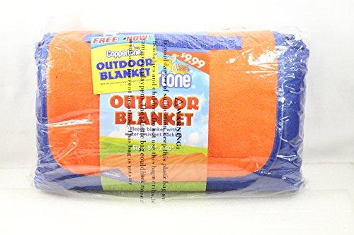 Outdoor Blanket Coppertone Resistant Concerts