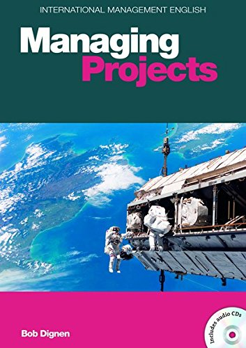 Managing Projects, (inkl. 2 Audio-CDs)