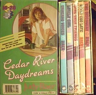 book cover of Cedar River Daydreams 16-20