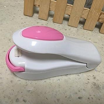 Máquina de precintar Mini scelle scellage bolsa de plástico ...