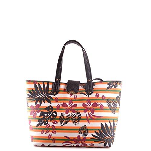 LIU-JO Large shopping bag KOST ORANGE