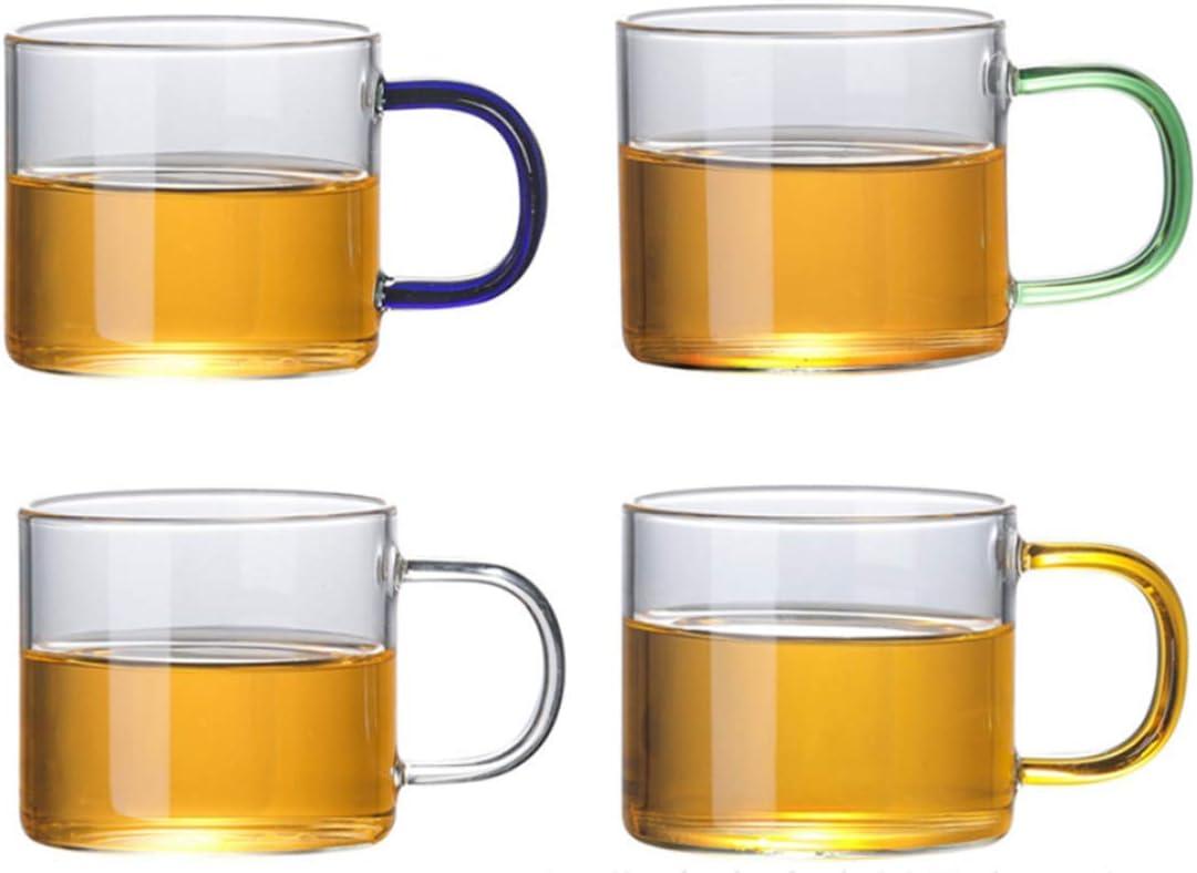 RGM Una Taza de Pintura Creativa, una Pieza de té de Vidrio Multifuncional, un Regalo de casa.