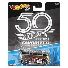 Hot Wheels 50th Anniversary Favs Volkswagen T1 Drag Bus