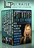 img - for PSI Raise Scifi: A Seven Book Science Fiction Box Set book / textbook / text book