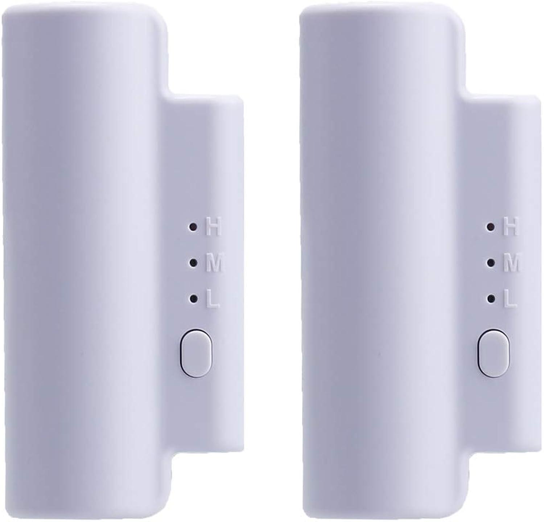 COVELL 発熱ソックス 専用バッテリー【2600mAh充電式バッテリー】