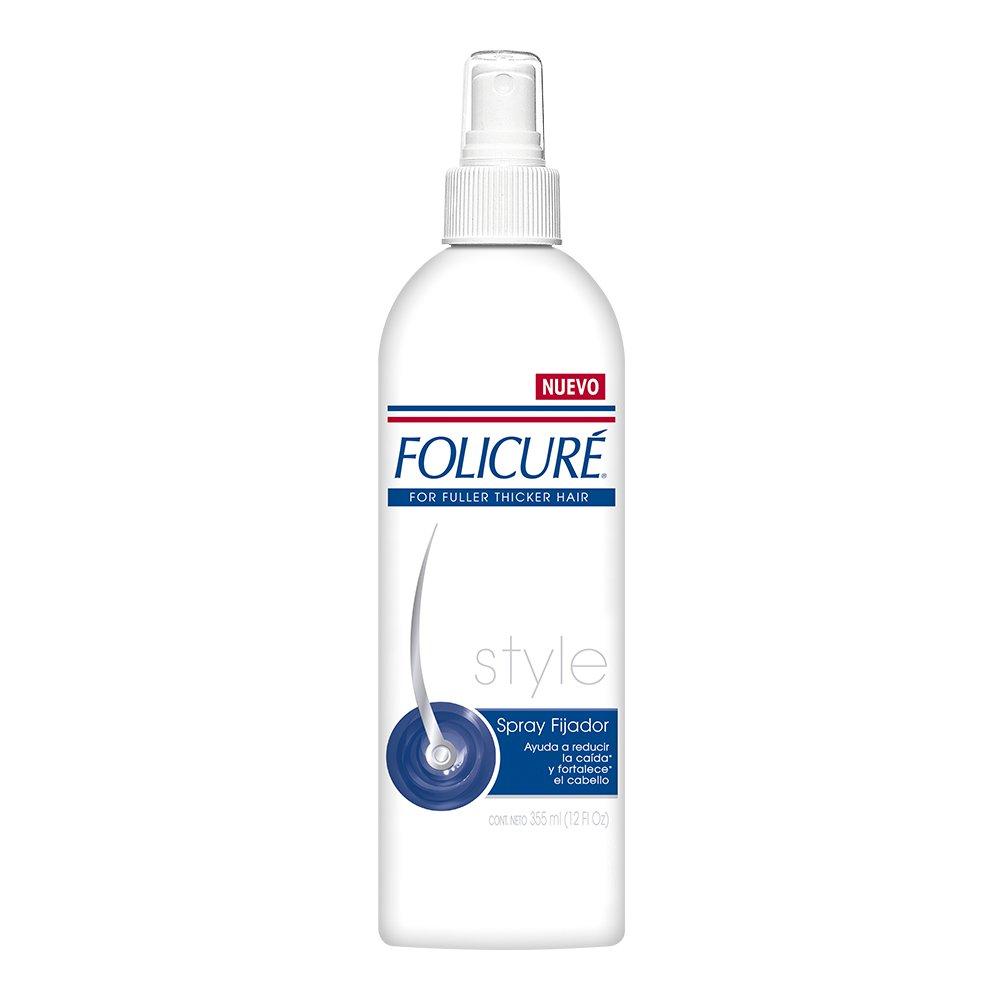 Folicure Hair Spray, 12 Fluid Ounce