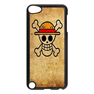 Japanese Cartoon One Piece Pattern Productive Back Phone Case FOR Ipod Touch 5 -Style-9