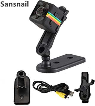 Webcam Mini Cámara Sq11 Sansnail Hd Camcorder Sq8 Sq9 Actualización Nocturna Mini Cam 1080p Deportes Mini Dv Grabadora De Vídeo De Voz Negro Camera Photo