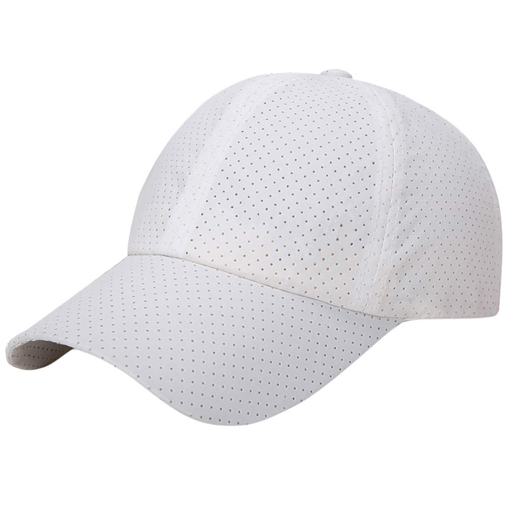 Unisex Baseball Cap Fashion Breathable Golf Outdoor Sun Sports Hat