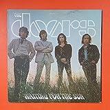 DOORS Waiting For The Sun Elektra EKS 74024 LP Vinyl VG Cover VG GF