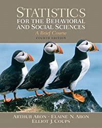 Statistics for the Behavioral and Social Sciences (4th Edition)