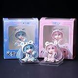 QTFHR 1 Box Action Figures, Cute Ornaments, Mini