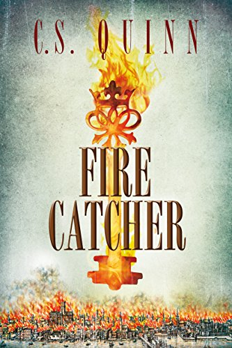 Fire Catcher Thief Taker Book ebook product image