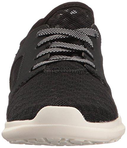 Ariat Kids Fuse Athletic Shoe, Black Mesh, 6 M US Big Kid