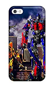 High End Case Cover Protector For Iphone 5/5s Transformers Age Of Extinction