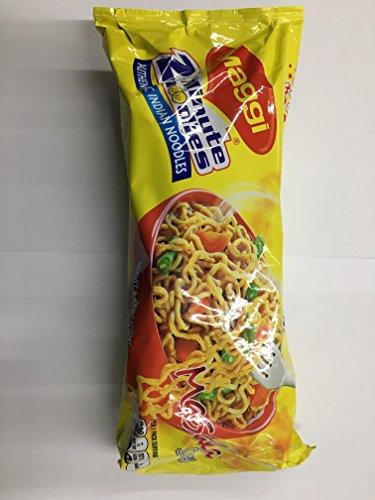 2 Minute Masala Noodles
