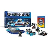 Skylanders SuperChargers Dark Edition Starter Pack - PlayStation 4