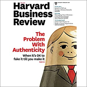 Harvard Business Review, January 2015 Audiomagazin