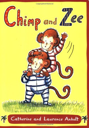 Chimp and Zee by Frances Lincoln Children's Books
