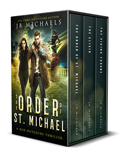 JB Michaels' Best Paranormal Thrillers Collection