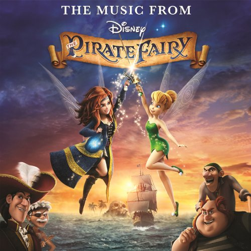 [The Music From The Pirate Fairy] (Tinkerbell Pirate)