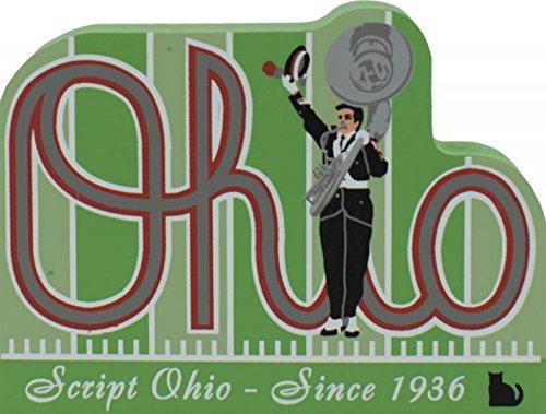 Ohio State Buckeyes The Cats Meow Script Ohio