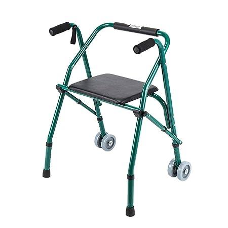 Walker Andador con Ruedas Caminante, Anciano Discapacitado ...