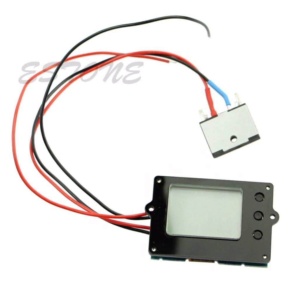 Capacity Tester Indicator coulometer for 8V-50V 0-100A Lithium//Lead-acid Battery