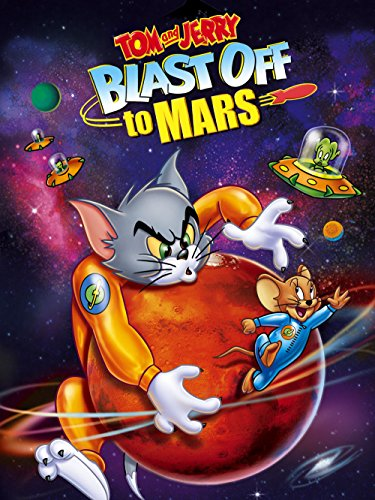 Tom And Jerry For Kids (Tom and Jerry: Blast Off To)