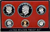 """The 1978-S United States Mint Proof Set contains all 6 circulating coins in stunning proof condition displayed in one protective lense. Each of these 1978-dated coins bears the """"S"""" mint mark of the United States Mint at San Francisco.T..."""